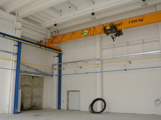 Overhead Cranes, 7,5t