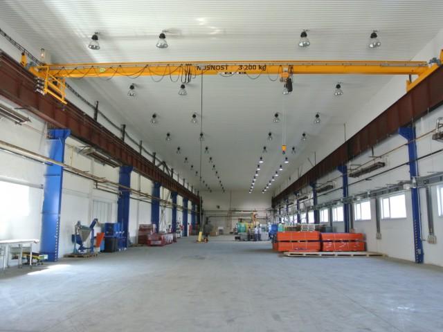 Bridge Crane, 3,2t