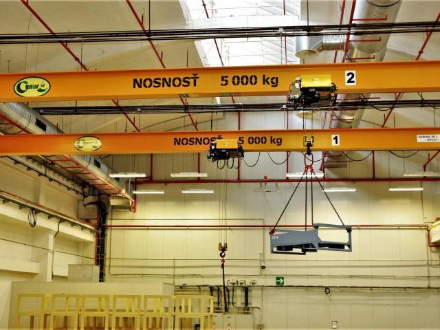 Overhead Cranes 5T