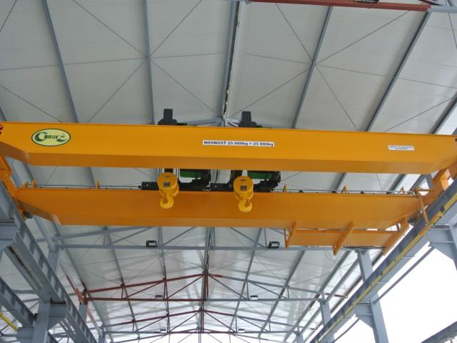 Bridge Crane 25t+25t