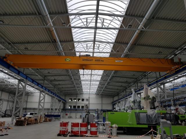 Overhead Crane, 8t