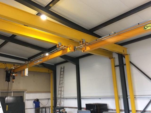 Underslung Cranes, 1t + Underslung Railways