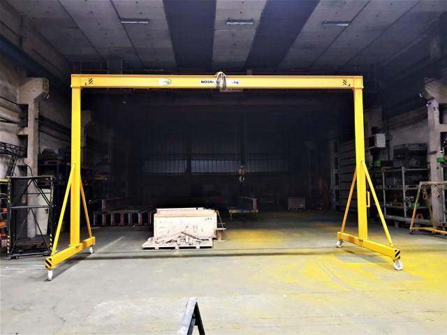 Light Portal Crane