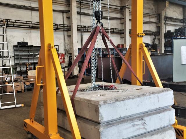 Light Gantry Crane