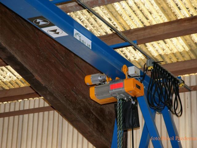 Monorail Crane, LIFTKET Hoist