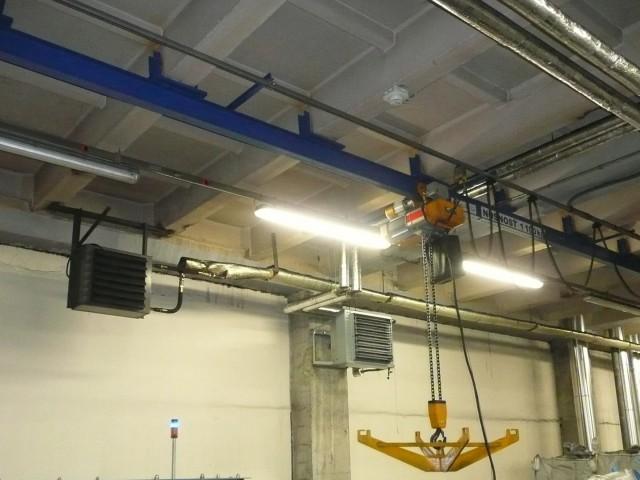 Monorail Crane, 1,1t