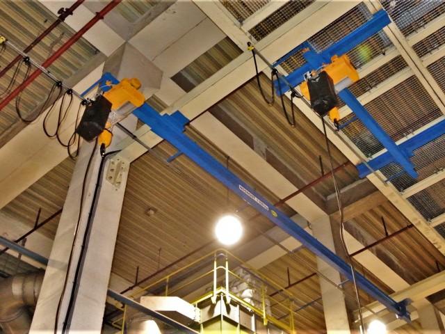 Monorail Cranes, 1,1t