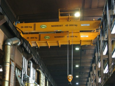 Overhead Crane 45T