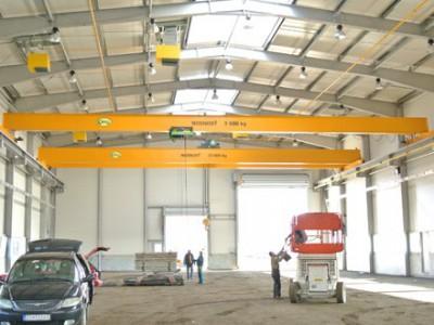 Overhead Cranes 20T, 5T