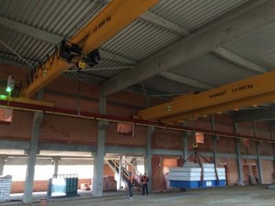 Overhead Cranes 20T, 10T