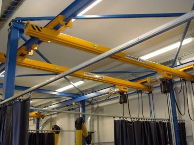 Overhead Cranes 0,5T