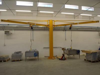 Jib Cranes 2 x 0,25T