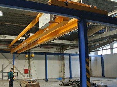 Overhead Crane 2 x 1,6T
