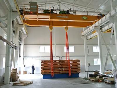 Overhead Crane 25T+25T