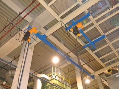 Monorail Cranes 1T