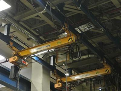 Overhead Cranes 1,1T