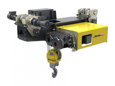 Wire Rope and Chain Electric Hoists STREET