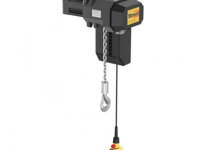 Chain Hoist LX Suspended with Eye