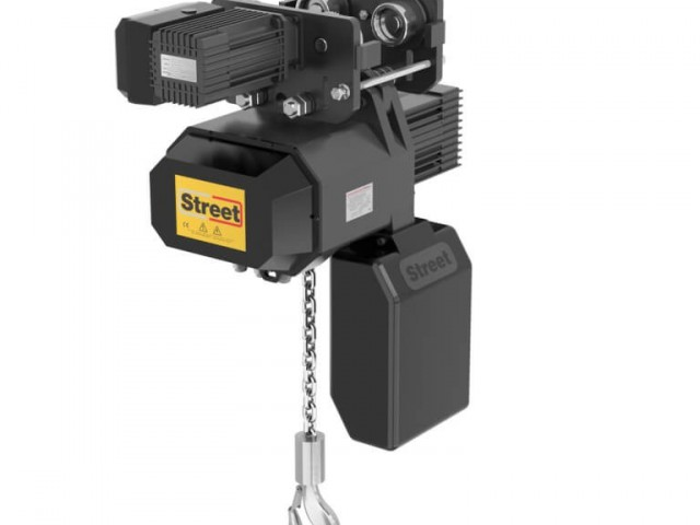 Underhung Chain Hoist 3LX With Powered Trolley