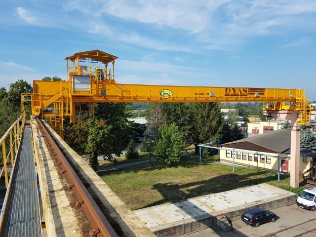 Double-Girder Bridge Crane 8T, CZ