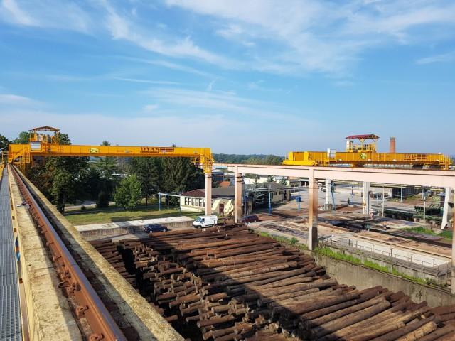 Industrial Cranes in CZ