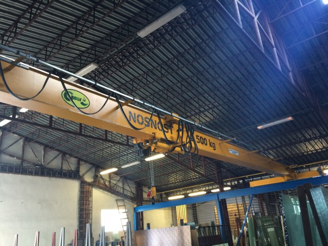 Single-Girder Overhead Crane 2,5T