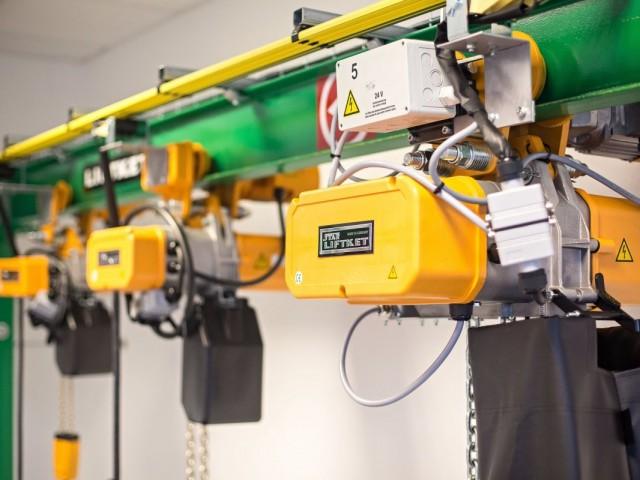 Electric Chain Hoists LIFTKET