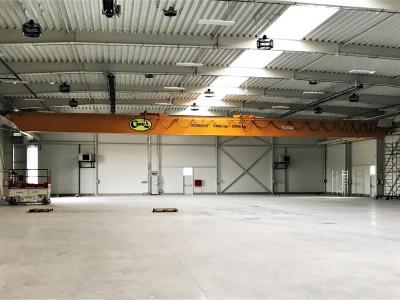 Overhead Crane 5T+5T