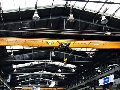 Overhead Crane 10T