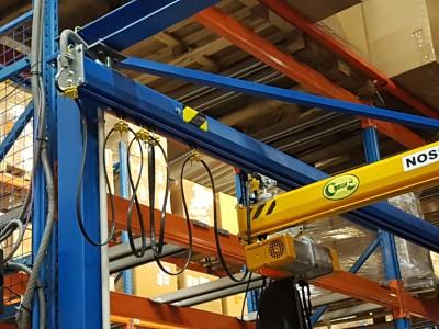 Underslung Crane 125KG