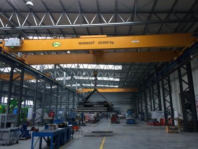 Overhead Crane 25T