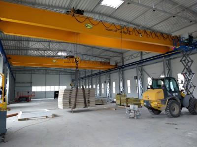 Overhead Cranes 25T